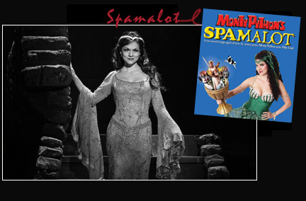 Spamalot at the 5th Avenue Theatre